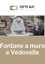 Scarica il catalogo Wall fountains